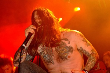 kvelertak at the electric ballroom camden london desertfest 2014