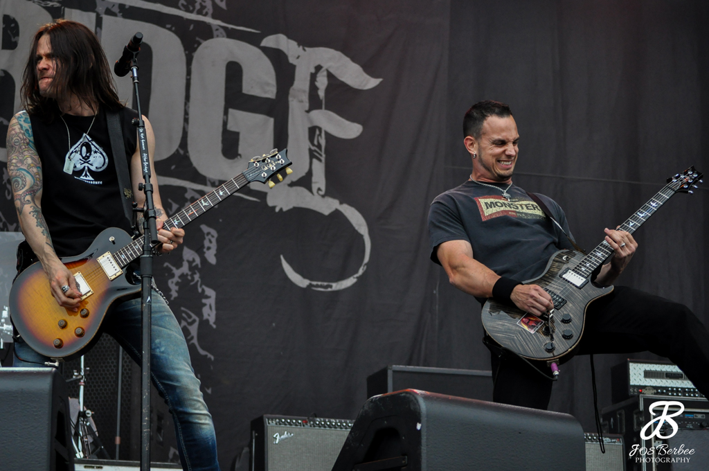 Alter Bridge at Rock Am Ring 2011. Photo by Jos Berbee