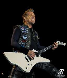 Metallica at Rock Am Ring 2012. Photo by Jos Berbee