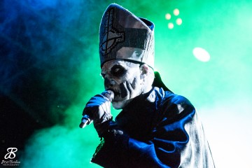 Ghost at Rock Am Ring 2014