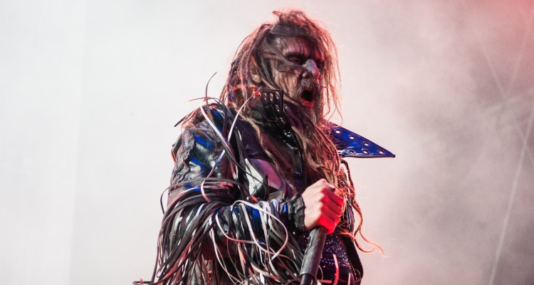 Rob Zombie at Rock Am Ring 2014