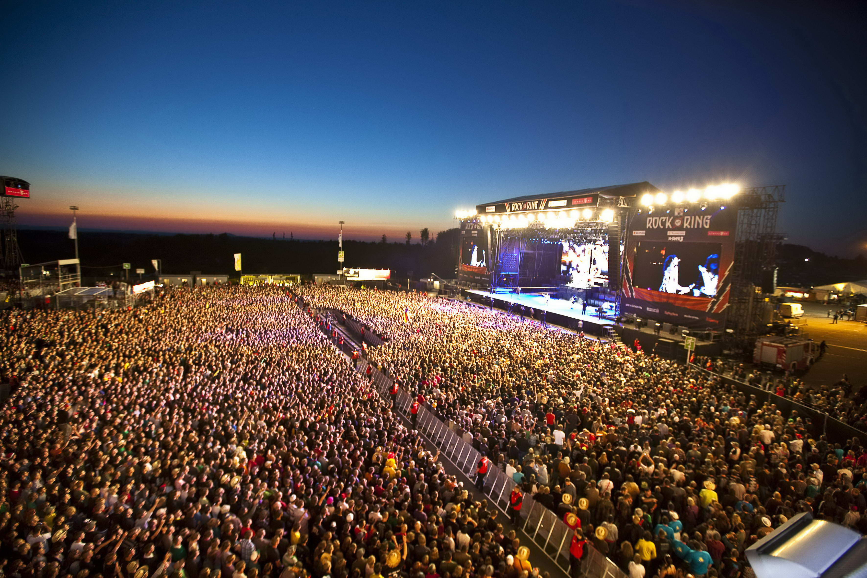 The biggest concert ever 25